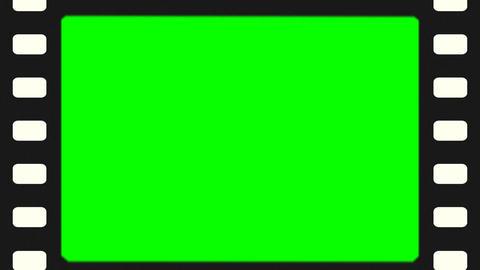 Film Green Screen Loop Animation