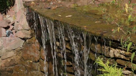 Cascade Waterfall 03 Footage
