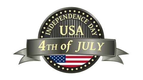 Happy independence day. Veterans Day Stock Video Footage