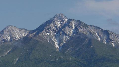 斜里岳 ビデオ