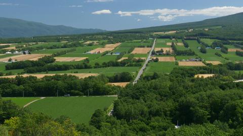 農村風景 ビデオ