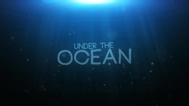 Underwater Logo Reveal After Effects Project