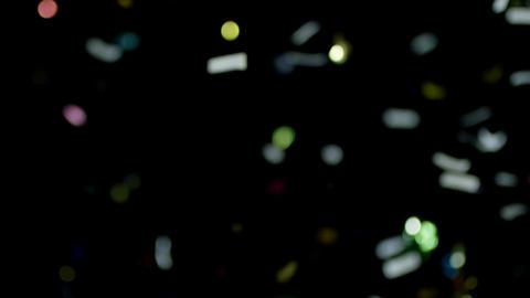 Confetti 9 Footage
