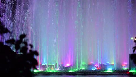 Fountain 14 Filmmaterial