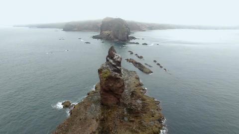 Pass through Kamui-Rock Footage