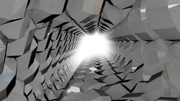 Tunnel Effect Background Animación