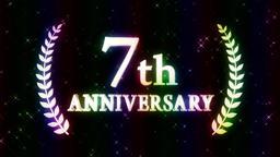 7th anniversary Animation