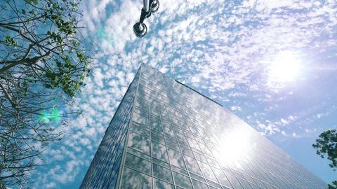 Video of skyscraper in 4K Footage