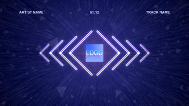 Music Visualizer - 003 After Effects Project