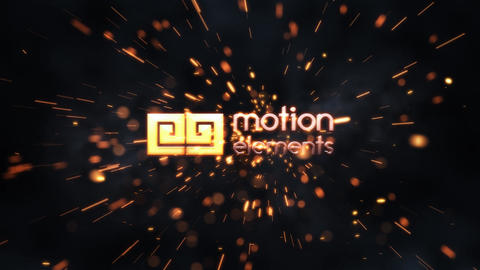 Impact Logo - Cinematic Logo Reveal After Effects Template