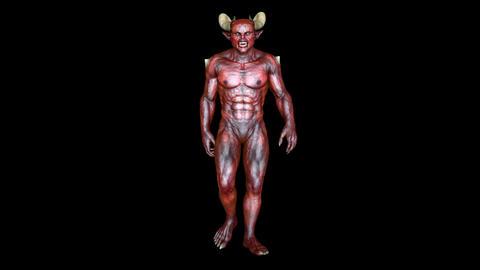 Devil Walk Animation