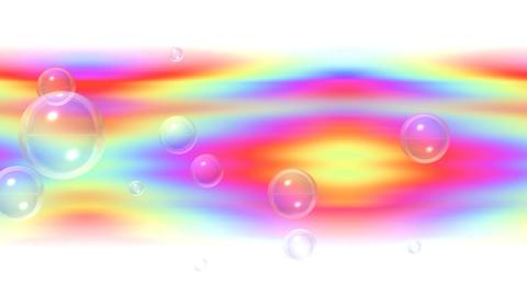 Soap bubble Animation