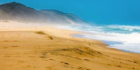 Strand iSimangaliso Wetland Park Südafrika Foto