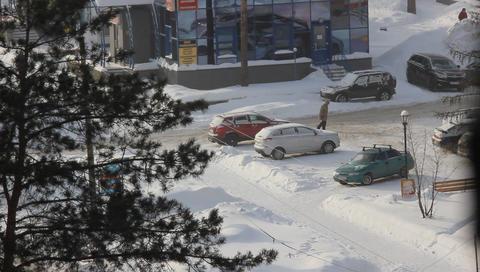 5 transport winter outdoors street urban road Footage