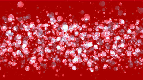 float bubble & blister underwater,pearls & fish roe Stock Video Footage