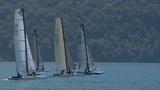 catamaran 06 e Footage