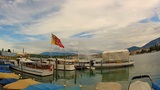 boats on geneva lake Footage