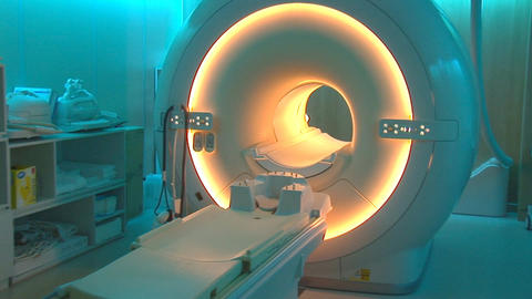 tomograph 1 Stock Video Footage