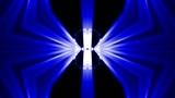 Ray of gem diamond laser Animation