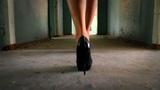 woman's legs Footage