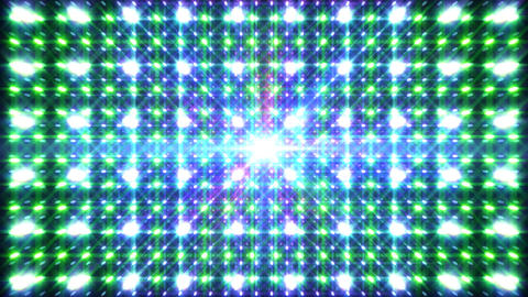LED Light Space Grid 1