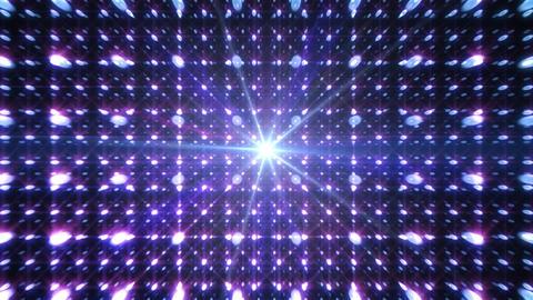 LED Light Space G 5s Av HD Stock Video Footage