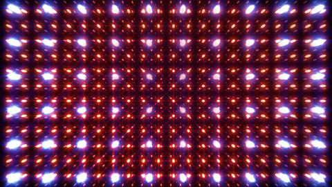 LED Light Space G 5s D 2 HD Stock Video Footage