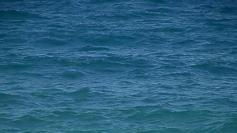 sea waves 01 Stock Video Footage