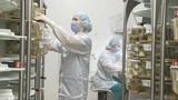 Scientific Center stock footage