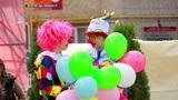 Clown 2 Footage