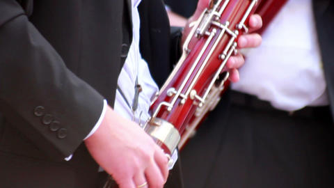 Orchestra 16 Stock Video Footage