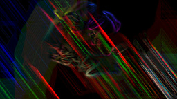 ABSTRACT 211 GE Stock Video Footage