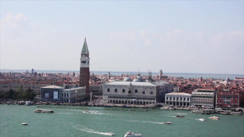VENICE Lagoon 1 Stock Video Footage