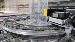 Automated manufacturing processes with advanced quality control Footage