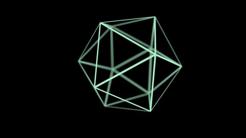 Turning polygon Animation