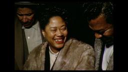 African American Nightlife 1950s, Clip 8 Footage