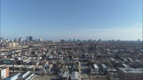 Chicago Neighborhood Footage