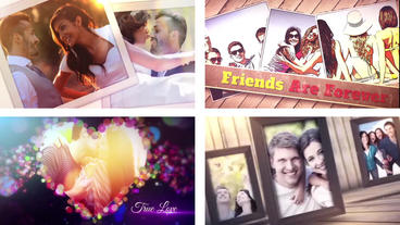 4 Template Bundle After Effects Project