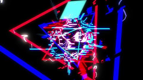 Vj Glitch 02 Animation
