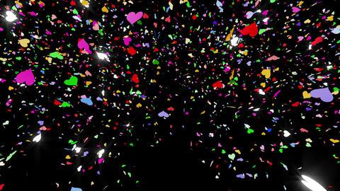 Confetti Heart 1