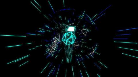 HolographicPulse 02 Animation