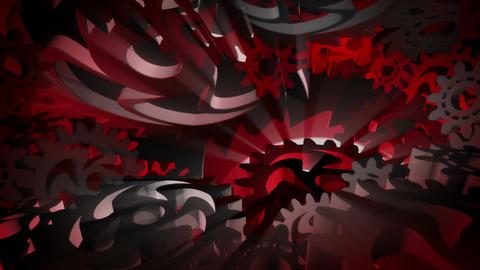 Power Gear 04 Vj Loop Animation
