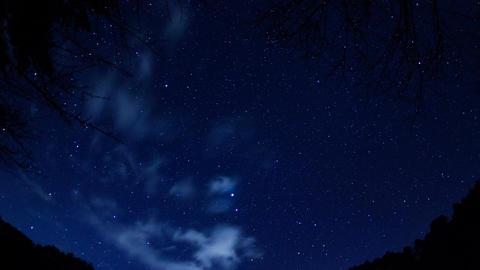 4k star 0011 Footage