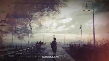 Slideshow Plantilla de After Effects