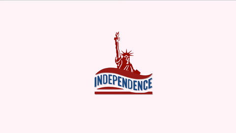 US Independence Day: mini intro animation 4 Animation