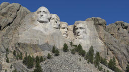 Mount Rushmore-zoom Footage