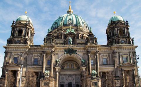 Berliner Dom Germany Fotografía