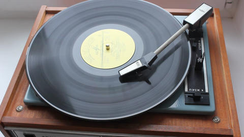 MVI 2040 gramophone ビデオ