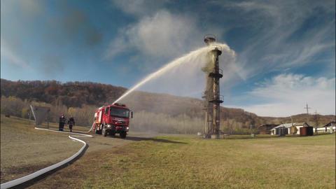 Firefighter Training - Demonstration Archivo