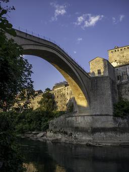 Old bridge in Mostar Photo